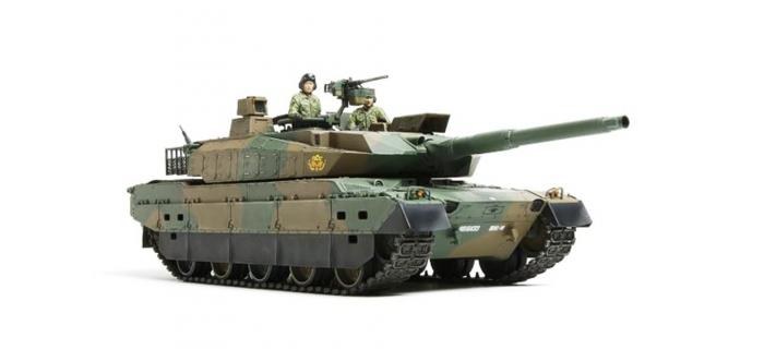 Maquettes : TAMIYA TAM35329 - Char Japonais Type 10