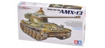 Maquette : TAMIYA TAM35349 - AMX-13/75