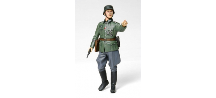 Maquettes : TAMIYA TAM36313 - Commandant Allemand