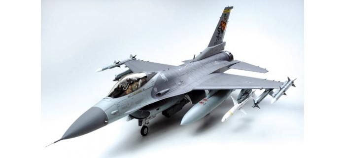 Maquettes : F-16CJ Fighting Falcon
