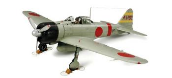 Maquettes : TAMIYA TAM60317 - Avion A6M2b Zero Model 21