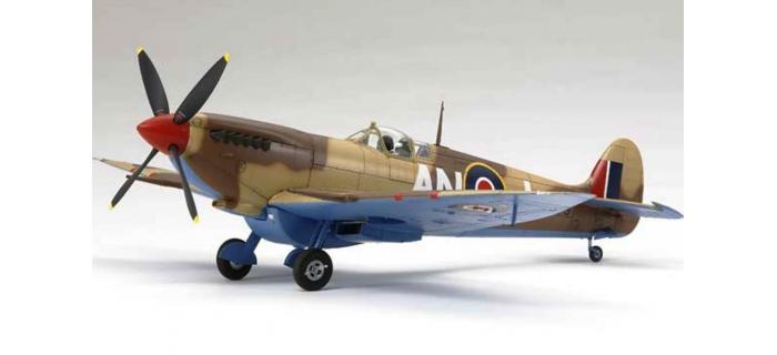 TAMIYA TAM60320 - Avion de combat, Spitfire Mk.VIII