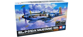 Maquettes : TAMIYA TAM60323 - Avion P-51D/K Mustang Pacifique