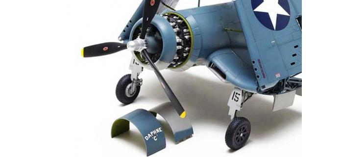 TAMIYA TAM60324 - Avion F4U-1 Corsair