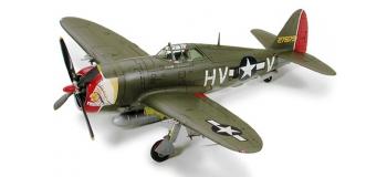 Maquettes : TAMIYA TAM60769 - Avion P-47D Thunderbolt Razorback
