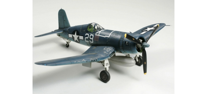 Maquettes : TAMIYA TAM60775 - Avion Corsair F4U-1A