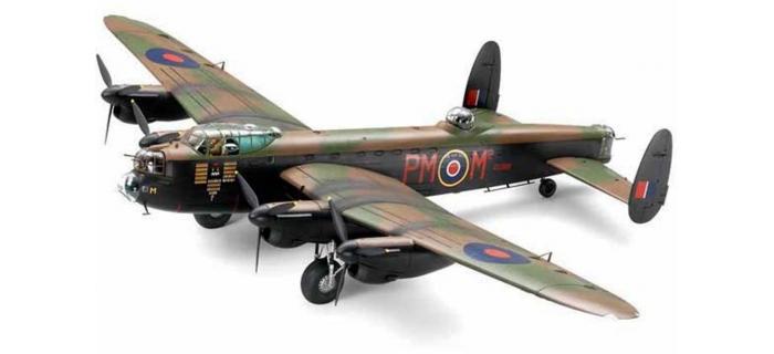 Maquettes : TAMIYA TAM61112 - Avro Lancaster B. Mk.I/III