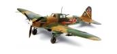 Maquettes : TAMIYA TAM61113 - Il-2 Stourmovik