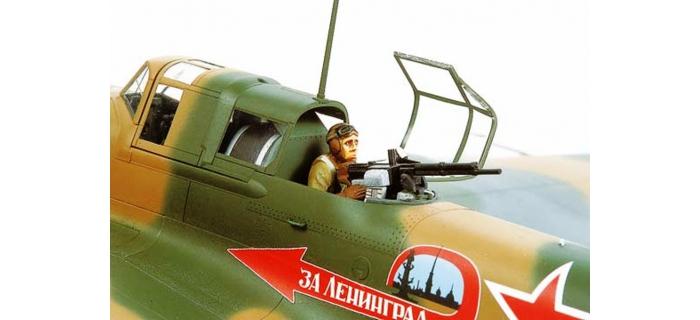 TAMIYA TAM61113 - Il-2 Stourmovik