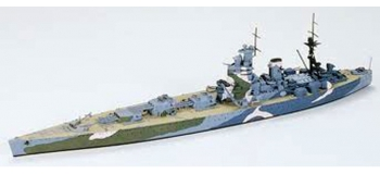 Maquettes : TAMIYA TAM77504 - Cuirassé Nelson