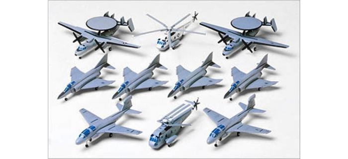 Maquettes : TAMIYA TAM78009 - Avions de l'US Navy 2