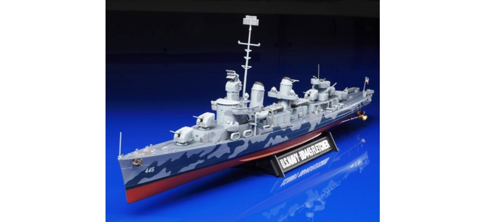 Maquettes : TAMIYA TAM78012 - Destroyer DD445 Fletcher
