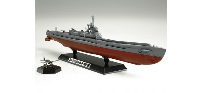 Maquettes : Sous-marin Japonais I-400