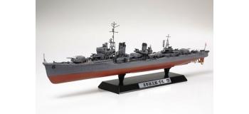 Maquettes : TAMIYA TAM78020 - Destroyer Yukikaze