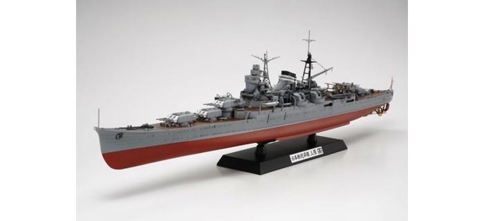 Maquettes : TAMIYA TAM78022 - Croiseur léger Mikuma