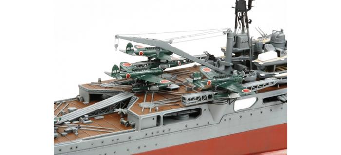 TAMIYA TAM78024 - Croiseur Lourd Tone