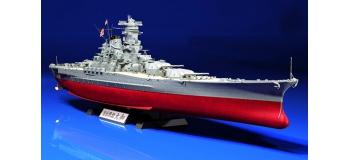 Maquettes : TAMIYA TAM78025 - Bateau Cuirassé Japonais Yamato