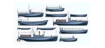 Maquettes : TAMIYA TAM78026 - Bateaux Auxiliaires Japonais