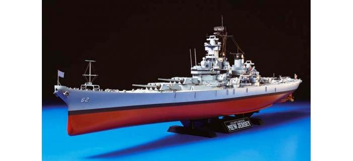 TAMIYA TAM78028 - Cuirassé USS New Jersey 1982