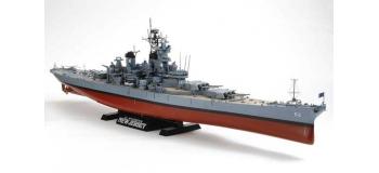 Maquettes : TAMIYA TAM78028 - Cuirassé USS New Jersey 1982
