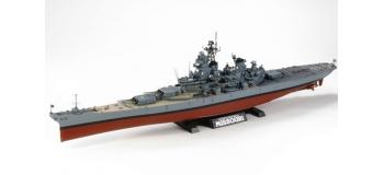 Maquettes : TAMIYA TAM78029 - Cuirassé USS Missouri 1991