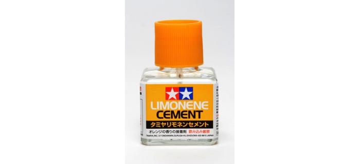 Maquettes : TAMIYA TAM87113 - Colle parfumée agrumes