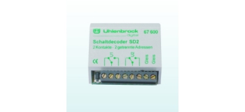 UHL 67600 - Décodeur - Uhlenbrock