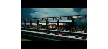 TRAIN ELECTRIQUE Maquette VOLL3532