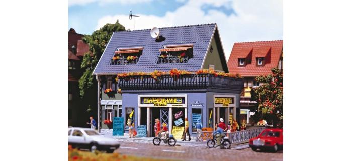 Maquette VOLLMER VOLL3616 - Agence de voyage