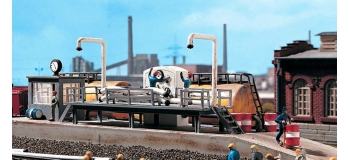 Maquette VOLLMER VOLL5527 - Station service